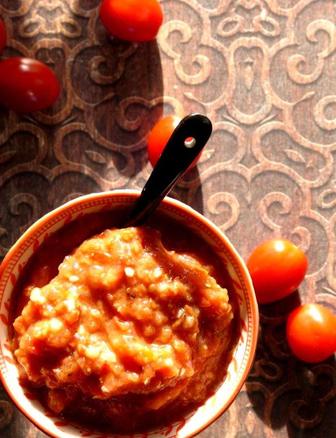 Meine liebste Tomaten-Salsa