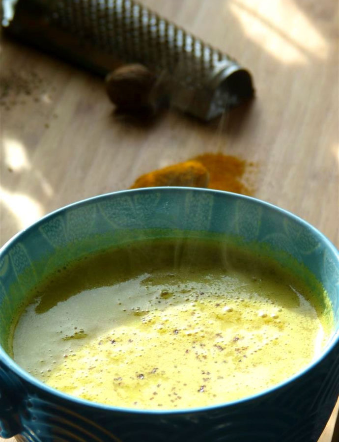Goldene Milch: Mein Rezept